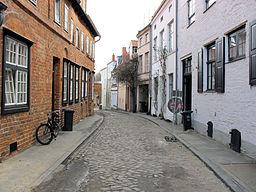Düvekenstraße in Lübeck