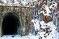 Wałbrzych - Tunel kolejowy wyłączony z eksploatacji - panoramio.jpg