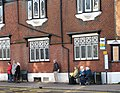 Waiting for the Bus, High Street, Tring - geograph.org.uk - 1594510.jpg