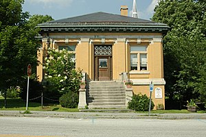 Waitsfield, Vermont - Old Town Office – Waitsfield, Vermont