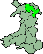Lage in Wales