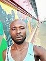 Wall of Samuel Ogbemudia Stadium April 2021 PriyeGbale.jpg