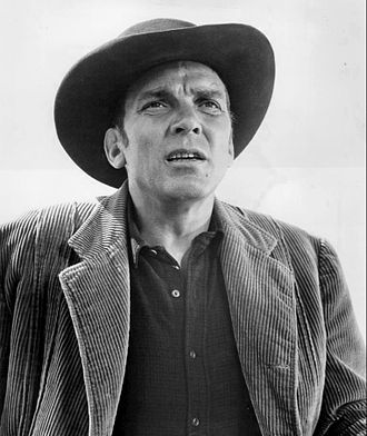 Walter Coy - Coy in Frontier, 1955.