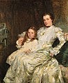 Walter Osborne ortrait of Mrs Chadwyck-Healy and her Daughter.jpg