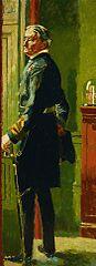 Portrait of Rear Admiral Walter Lumsden, C.I.E., C.V.O.