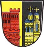 Das Wappen von Annweiler am Trifels