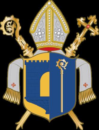 Bishopric of Ratzeburg - Image: Wappen Bistum Ratzeburg