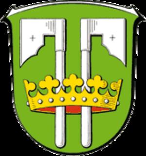 Calden - Image: Wappen Calden