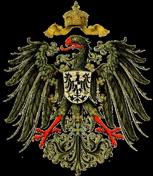 Bestand:Wappen Deutsches Reich - Reichsadler.png