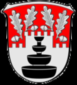 Friedewald, Hesse - Image: Wappen Friedewald (Hessen)