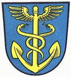 Coat of arms of the municipality of Rhauderfehn
