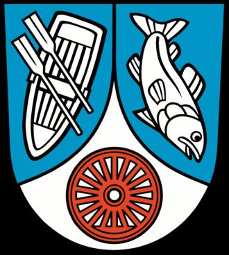 Seddiner See - Image: Wappen Seddiner See