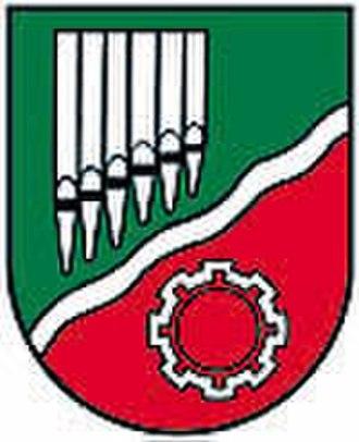 Ansfelden - Image: Wappen der Gemeinde Ansfelden