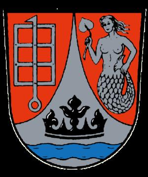 Diebach - Image: Wappen von Diebach