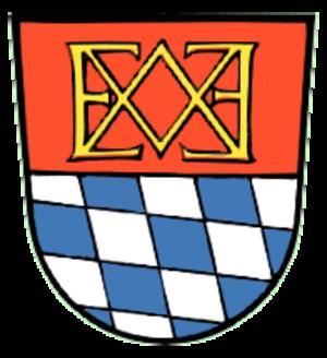 Oberschleißheim - Image: Wappen von Oberschleißheim