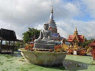Tha Ton - Image: Wat Tha Ton 05