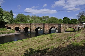 Water Orton - Water Orton Bridge