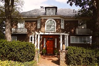 Water Witch Club Historic District