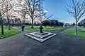 Water fountain at Herbert Park, Ballsbridge, Dublin -148506 (32967654458).jpg