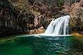 Waterfall Trail at Fossil Creek (24854400144).jpg