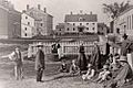Watervliet Shaker village, Albany, New York, circa 1870, Courtesy of Shaker Heritage Society.jpg