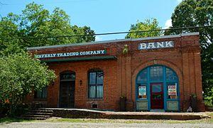 Waverly, Alabama - Waverly in 2012