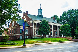 Webster Groves, Missouri - Webster Groves City Hall