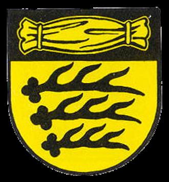 Beutelsbach (Weinstadt) - Image: Weinstadt beutelsbach wappen