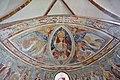 Weitensfeld Zweinitz Pfarrkirche hl Egydius Chor got Fresko Maiestas Domini 22102014 534.jpg
