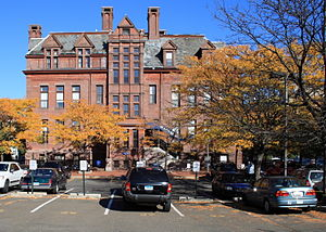 The Hill, New Haven - Welch Training School, on the National Register of Historic Places