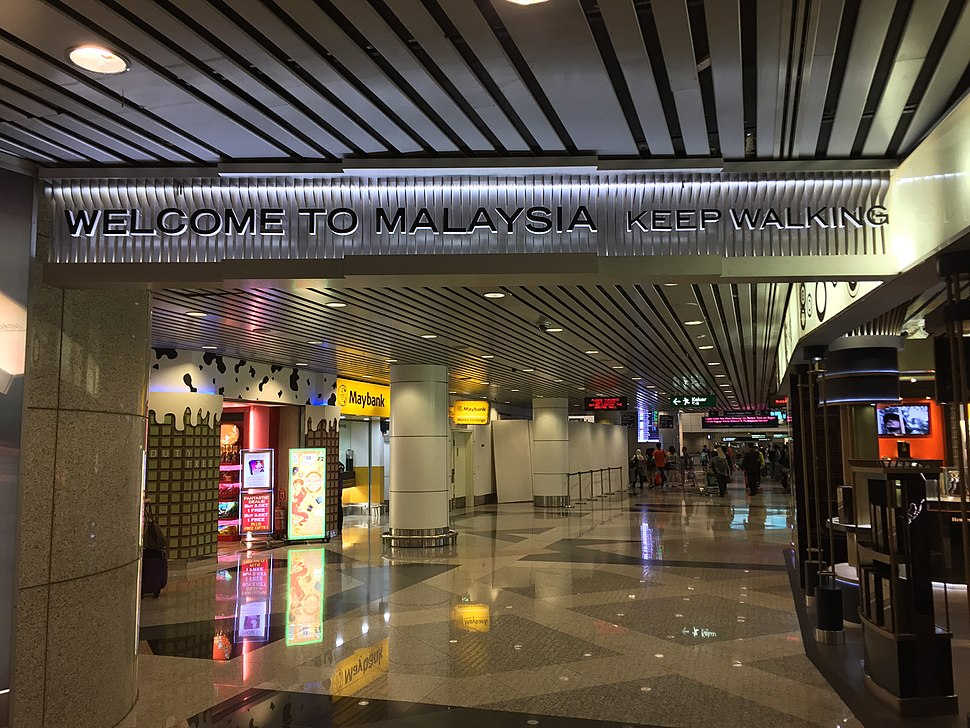 Welcome to Malaysia KLIA