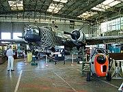 Wellington Mk.IA N2980 on display at Brooklands
