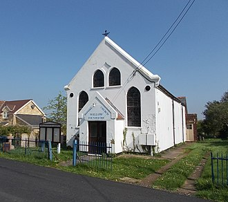 Wellow, Isle of Wight - Wellow Baptist Church