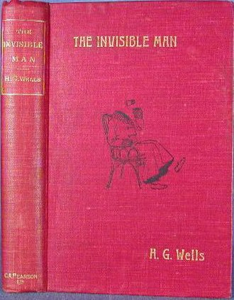 The Invisible Man - First edition cover