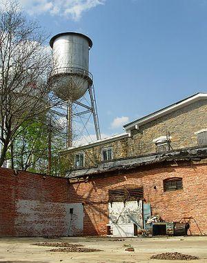 Tallassee, Alabama - Image: West Tallassee