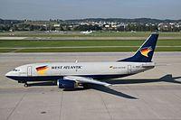 G-JMCO - B733 - Atlantic Airlines