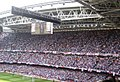 West Ham fans before 2006 FA Cup Final.jpg