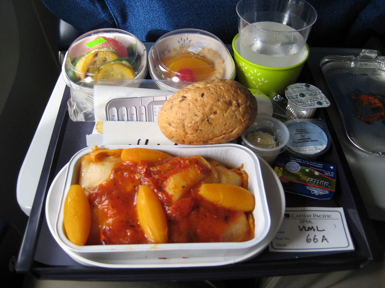 File western vegetarian airline wikimedia commons for Cuisine 800 wow