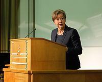 Westfaelische Wilhelmsuniversitaet Muenster Rektoratswechsel 2016 Ursula Nelles 02.JPG