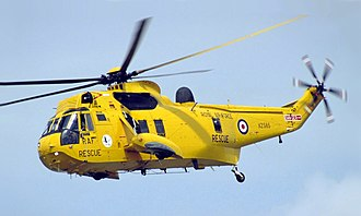 Westland Sea King - Royal Air Force Sea King HAR3