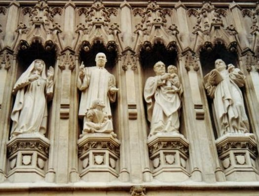 Westminster Abbey C20th martyrs