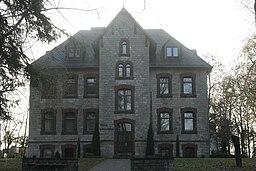 """Altes Rathaus, jetzt """"Villa Sonnenhof"""", in Weyerbusch"""