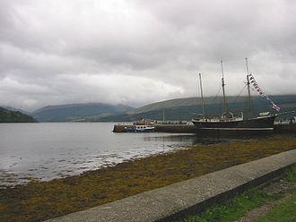 Loch Fyne - Image: Wfm loch fyne