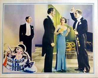 What a Widow! - Lobby card