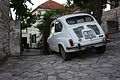 White Zastava 750 or 850 in Primošten, Croatia 2.jpg