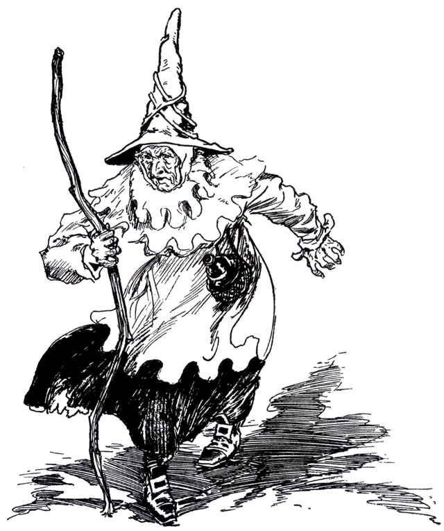 witch and wizard wiki
