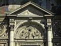 Wien-Josefstadt - Breitenfelder Pfarrkirche - Portal - Detail.jpg