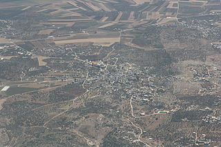 Rummanah Municipality type D in Jenin, State of Palestine