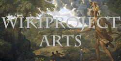WikiProject Arts (Commons) - Banner.png