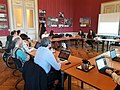 Wiki Droits Humaines - Meeting with Wikipedians in Geneva 27.02.2020 -1.jpg
